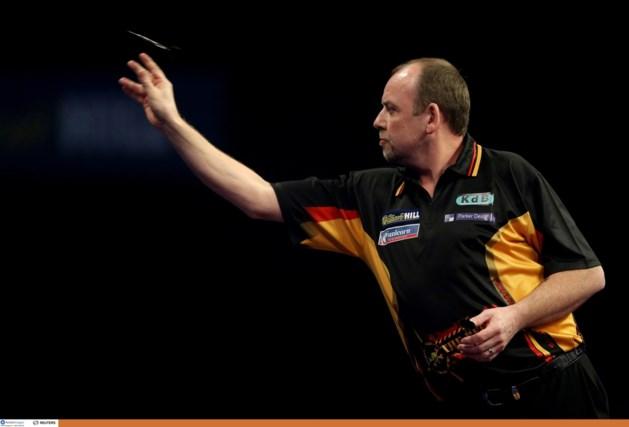 Ronny Huybrechts niet voorbij vicewereldkampioen op WK darts