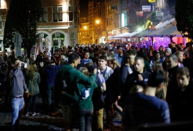 Leuven verbiedt op oudejaarsavond sterke drank op straat