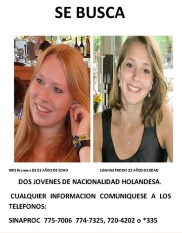 Laatste zoektocht naar resten van vermiste Nederlandse meisjes in Panama
