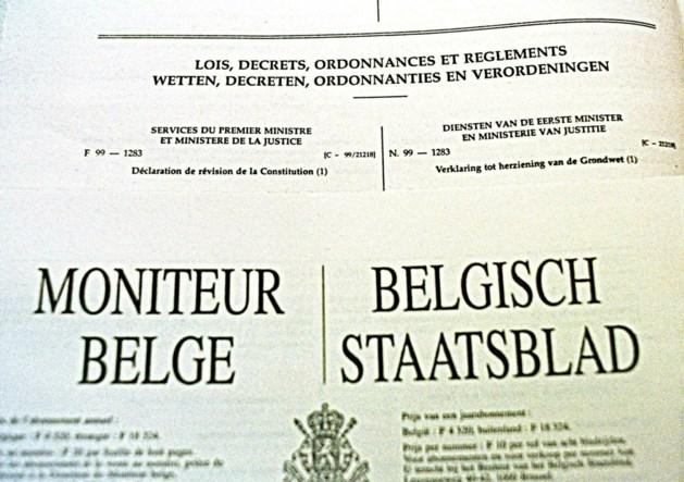 Staatsblad eindigt recordjaar op 107.270 pagina's