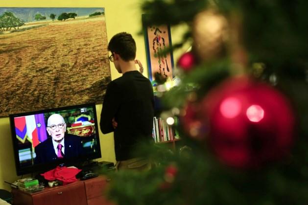 Italiaanse president wil snel aftreden