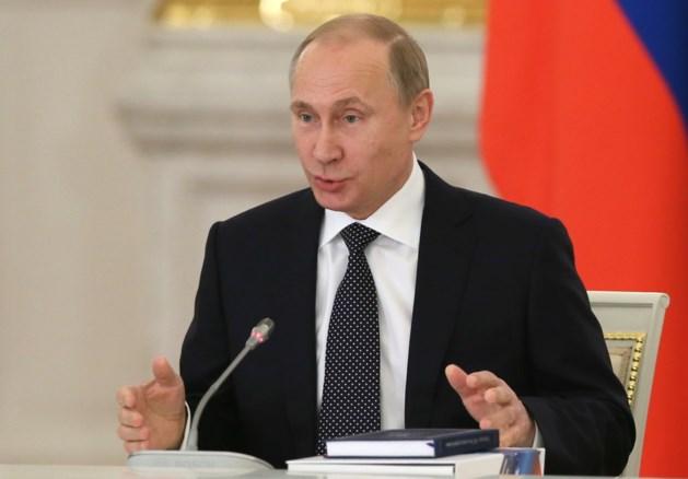 Poetin tegen Obama: 'Rusland en VS delen verantwoordelijkheid voor wereldvrede'