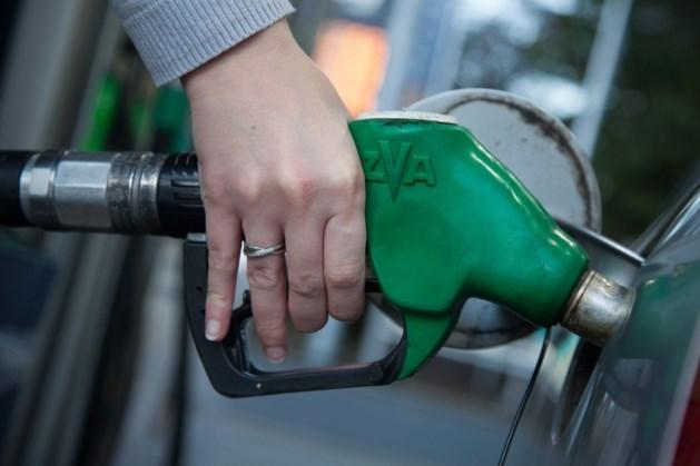 Benzineprijs blijft verder dalen