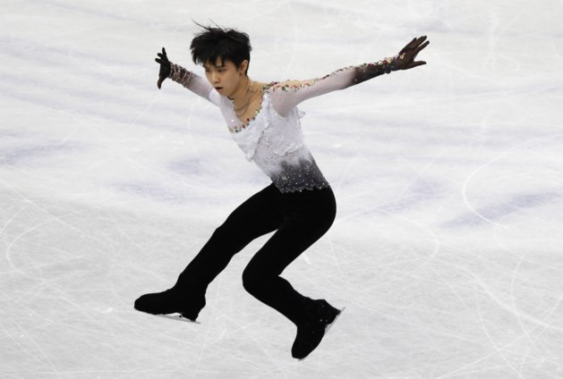 Olympisch kampioen kunstschaatsen Hanyu zes weken out na operatie