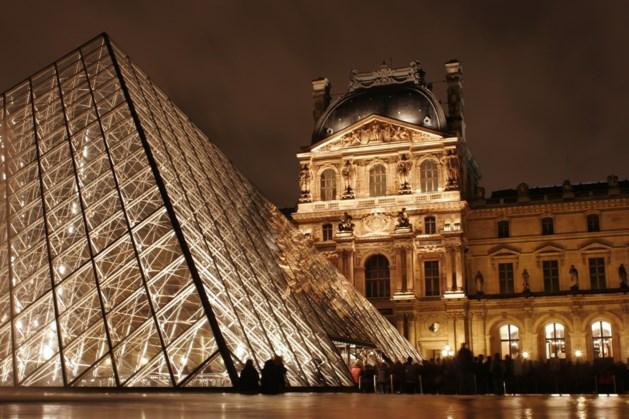 Louvre lokte vorig jaar 9,3 miljoen bezoekers