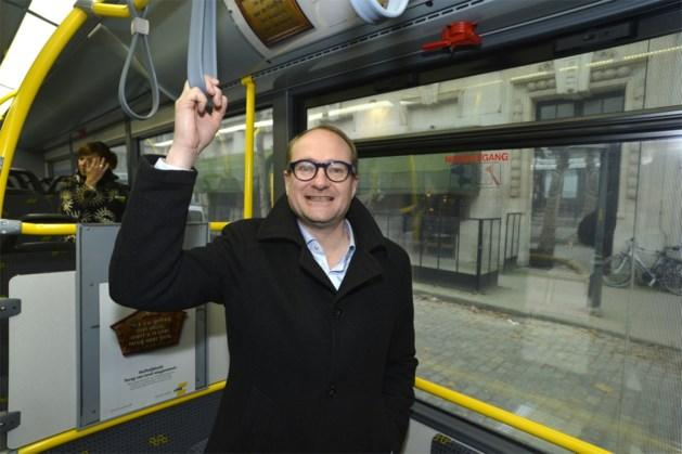 """Weyts: """"Afschaffen gratis bussen toont dat mensen bereid zijn te betalen voor goede dienstverlening"""""""
