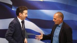 Grieken weigeren nog langer met trojka samen te werken
