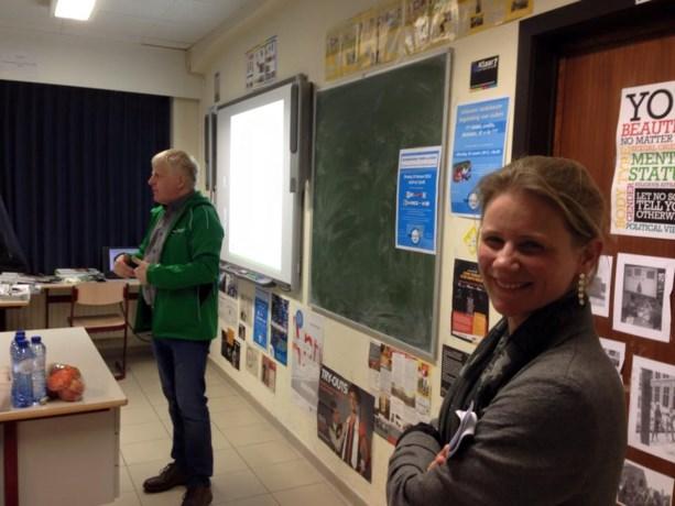 Topsportschool Hasselt investeert in toekomst leerlingen