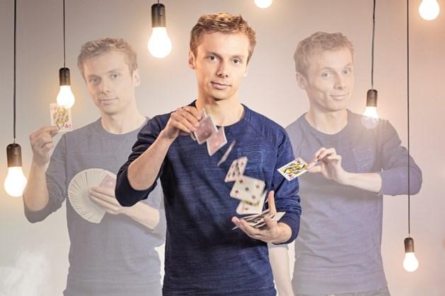 'Trucs van tv-goochelaar Nicholas kosten amper 20 euro'
