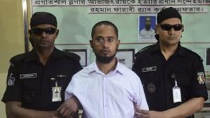 Bangladesh pakt verdachte op van brutale moord op schrijver