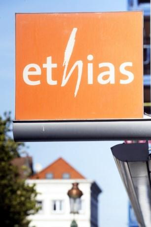 Ethias wil algemene kosten van bedrijf met 10 procent naar omlaag
