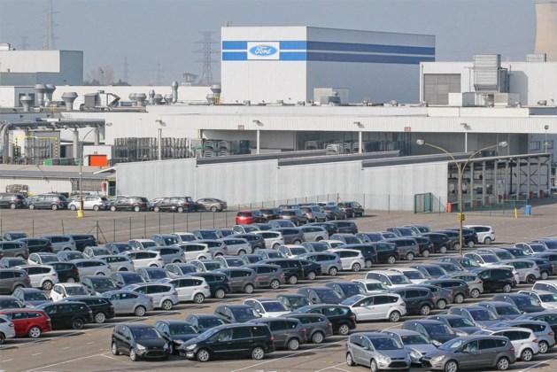 Ford Genk doet Vlaamse werkloosheid stijgen