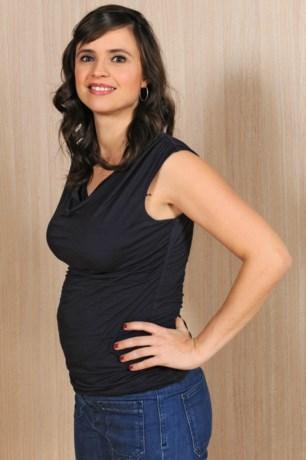 Familie-actrice Marianne Devriese in verwachting van derde spruit