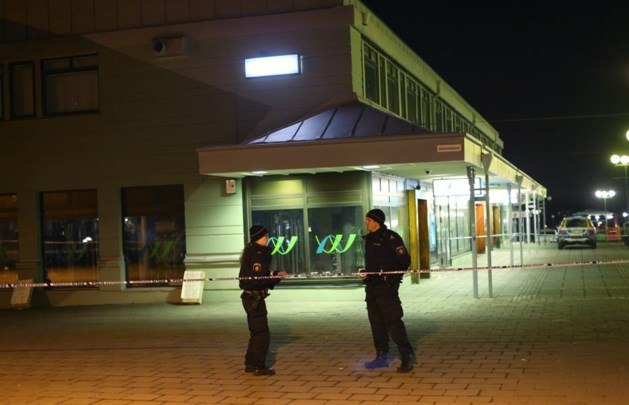 Twee doden bij wilde schietpartij in restaurant in Göteborg