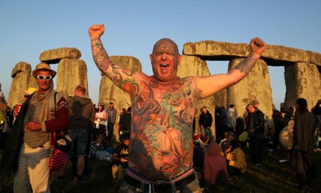 'DNA van Britten 1.400 jaar oud'