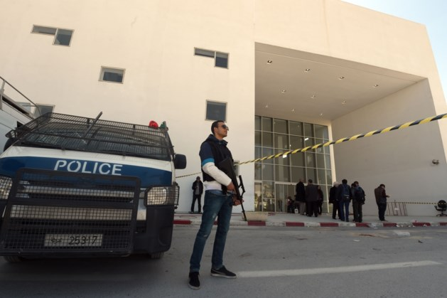 Negen verdachten gearresteerd voor aanslag in Tunesië