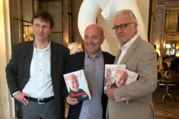 Foto: Piet Huysentruyt ontmoet zijn 'culinaire god'