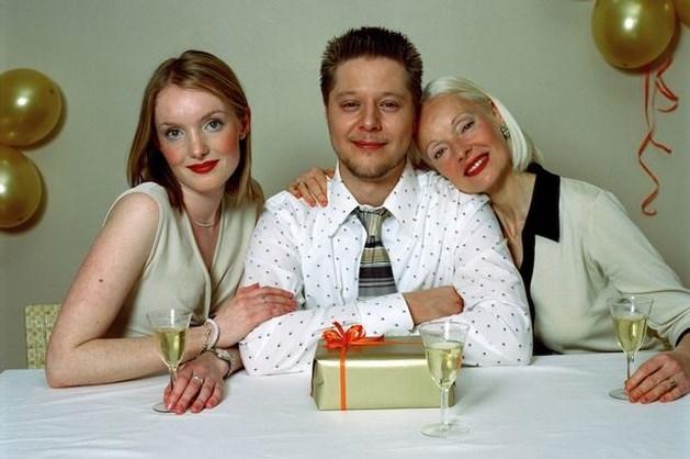 Kwart getrouwde mannen ziet schoonmoeder wel zitten