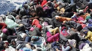 Op één dag 2.000 vluchtelingen uit Middellandse Zee opgevist