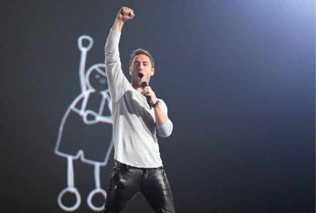 Halve finales Eurosong: Deze knappe jongeman is vanavond dé topfavoriet