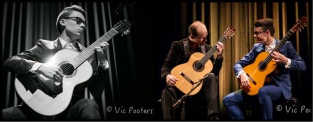 Cedric Honings speelt preludeconcert te Antwerpen