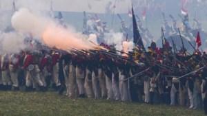 Schoonheidsfoutjes weggewerkt in tweede Slag bij Waterloo