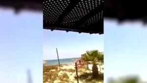 Man filmde hoe hij minutenlang schutter Tunesië achtervolgde