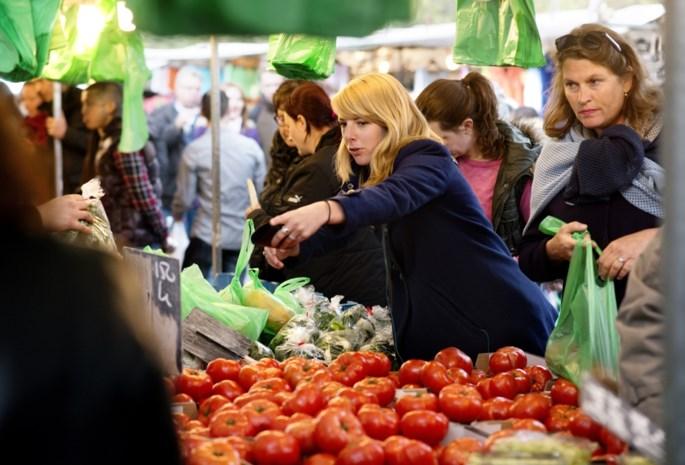 '2 op 5 markt- en eetkramen niet hygiënisch'