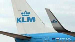 Vliegtuig KLM moet noodlanding maken om barst in ruit cockpit