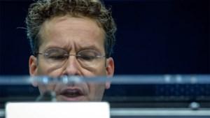 Dijsselbloem: 'Griekse schuld valt mee'