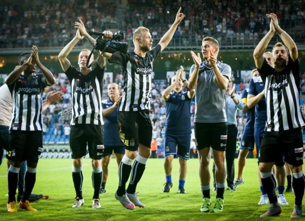 Haalbare kaarten voor Standard en Charleroi in Europa League
