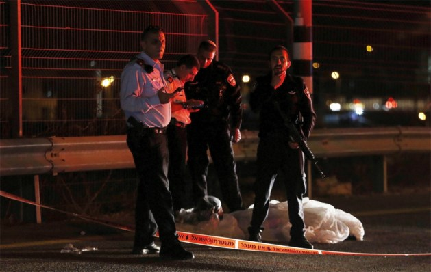 Palestijn gedood na aanval op Israëli
