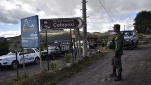 Ecuador roept noodtoestand uit wegens actieve vulkaan