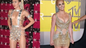 De opvallendste outfits op de VMA's