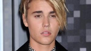 Justin Bieber barst in tranen uit op VMA's