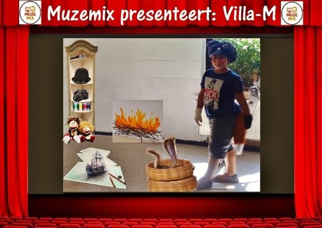 Muzemix start met nieuwe afdeling 'Villa M'