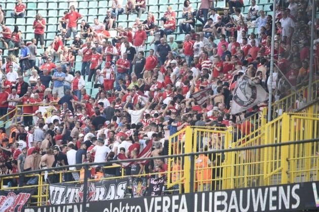 Standard moet 1.000 euro boete betalen wegens wangedrag supporters