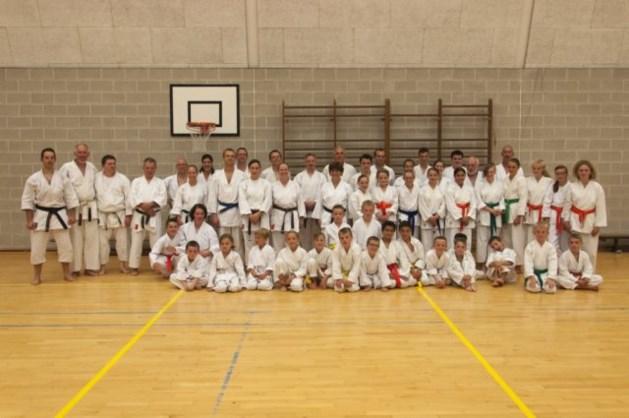Gratis initiatietrainingen bij Karate Kermt