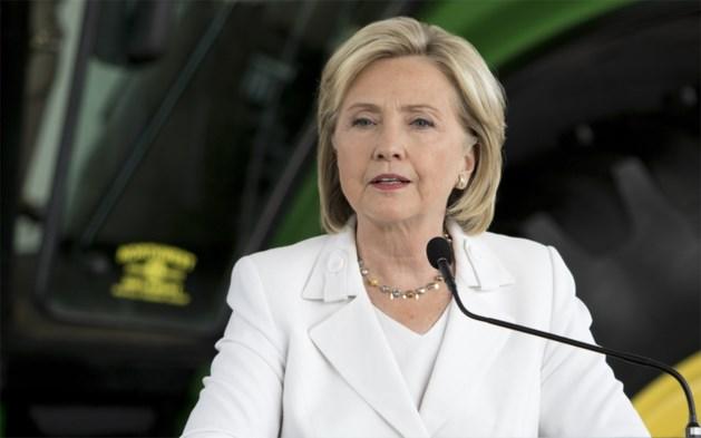 Honderd mails van Hillary Clinton krijgen alsnog label 'vertrouwelijk'