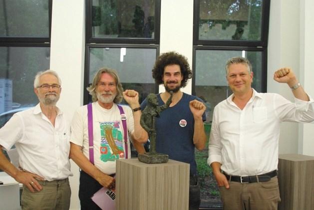 Tweejaarlijkse Solidariteitsprijs Jef Ulburghs voor Hart Boven Hard