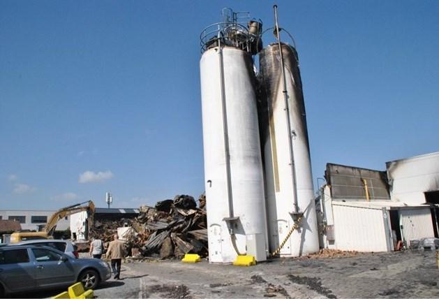 Uitgebrande Lotus-fabriek niet heropgebouwd: ontslag dreigt voor 71 werknemers