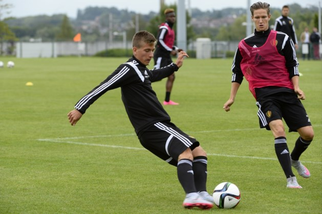 Praet: 'Blij dat ik bij Anderlecht kan blijven'