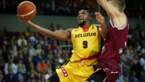 Belgian Lions starten EK met nederlaag tegen Letland