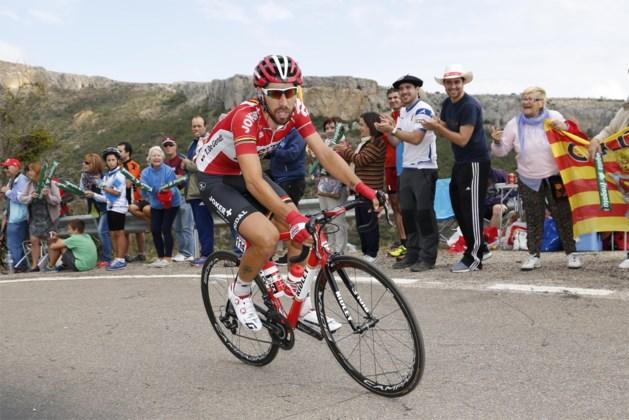 'Leeggereden' Thomas De Gendt geeft op in Vuelta