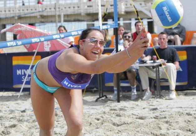 Belgische beachvolleyvrouwen plaatsen zich voor finales Continental Cup