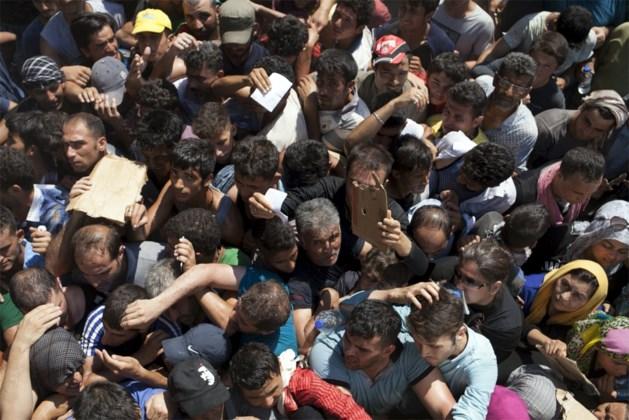 Baby van vluchtelingen overlijdt op Grieks eiland