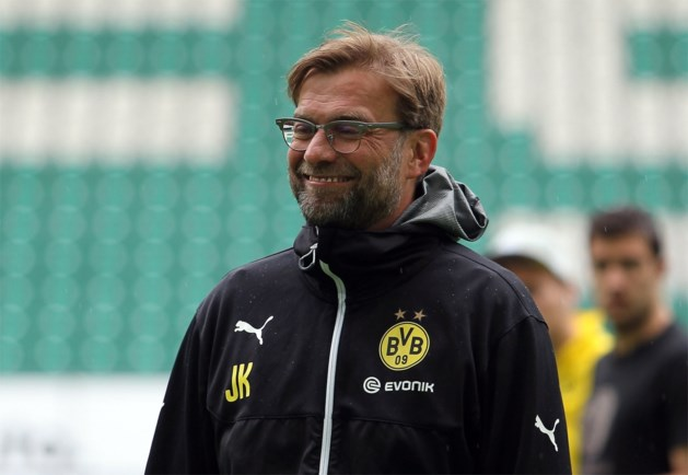 Jurgen Klopp: 'Ik kom niet terug om een topploeg te coachen'