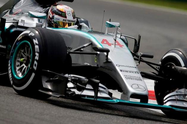 Lewis Hamilton dreigde overwinning GP van Italië te verliezen