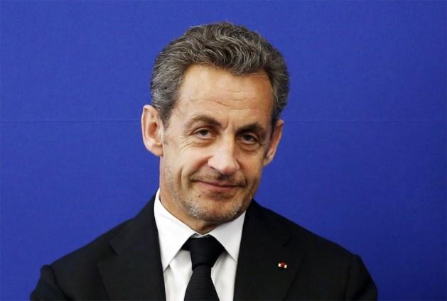 Sarkozy vrijuit in zaak rond campagnefinanciering