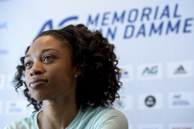 Allyson Felix: 'Kijk uit naar duel met Schippers op Memorial'